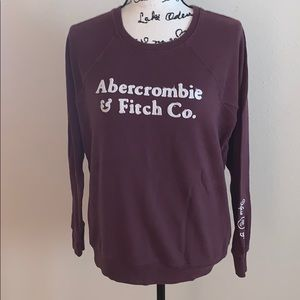 Abercrombie and Fitch women's sweatshirt